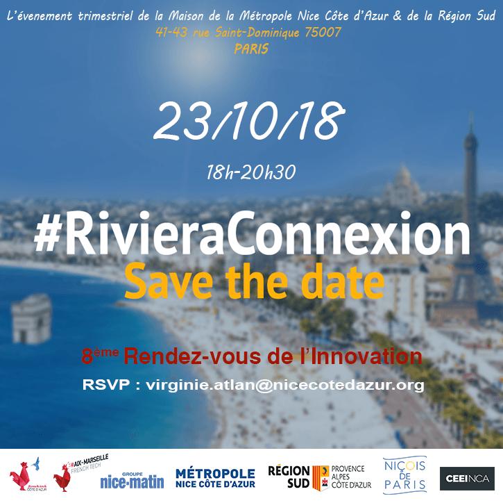 Riviera connexion affiche 2018