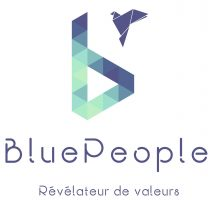 blue people